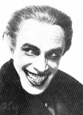 El actor Conrad Veidt