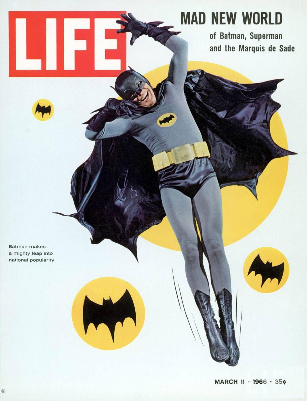 Resultado de imagen de adam west Batman en Life